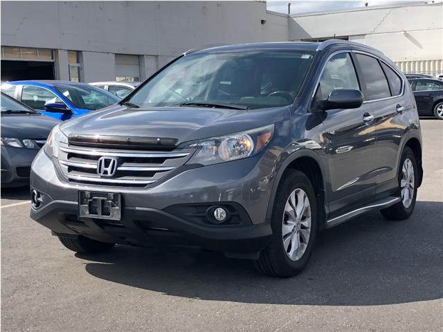 2012 Honda CR-V Touring (Stk: 2200938A) in North York - Image 1 of 26