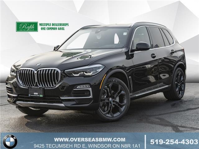 2021 BMW X5 xDrive40i (Stk: B8350) in Windsor - Image 1 of 22
