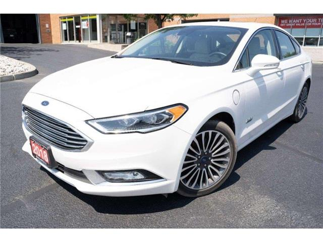 2018 Ford Fusion Energi  (Stk: 1076) in Mississauga - Image 1 of 24