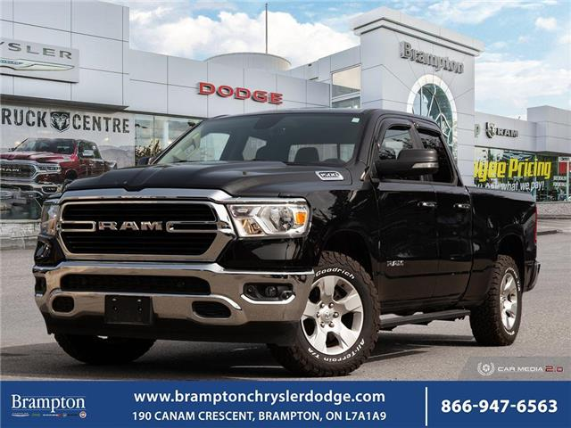 2019 RAM 1500 Big Horn (Stk: 20642A) in Brampton - Image 1 of 30