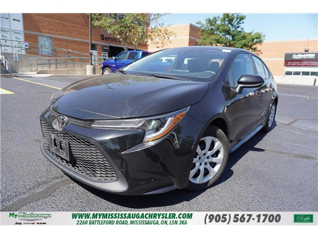 2020 Toyota Corolla LE (Stk: 1109) in Mississauga - Image 1 of 23