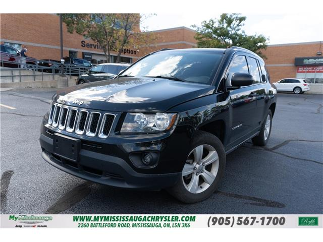 2017 Jeep Compass Sport (Stk: 1036A) in Mississauga - Image 1 of 17
