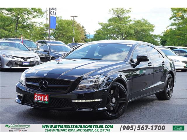 2014 Mercedes-Benz CLS-Class Base (Stk: 1117) in Mississauga - Image 1 of 30
