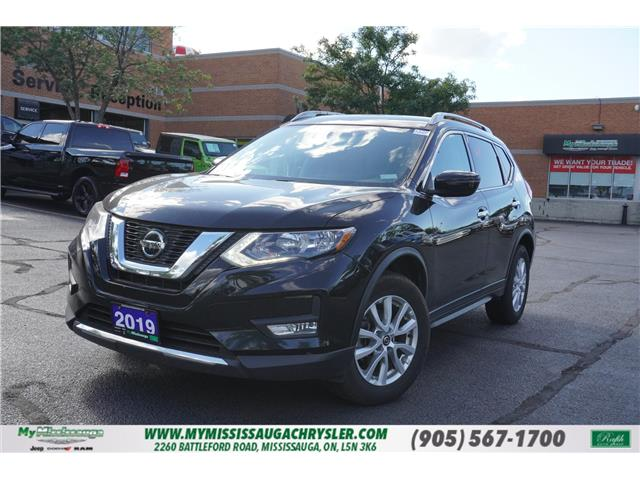 2019 Nissan Rogue SV (Stk: 1120) in Mississauga - Image 1 of 25