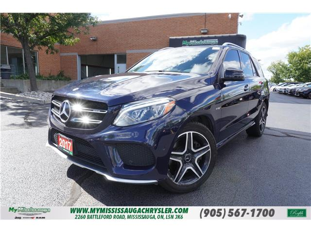 2017 Mercedes-Benz AMG GLE 43 Base (Stk: 1132) in Mississauga - Image 1 of 28