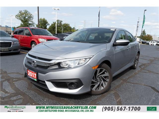 2017 Honda Civic EX (Stk: 1135) in Mississauga - Image 1 of 22