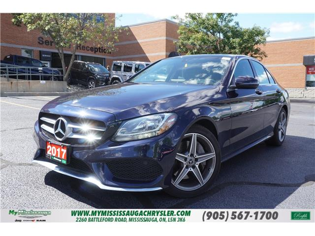 2017 Mercedes-Benz C-Class Base (Stk: 1136) in Mississauga - Image 1 of 23
