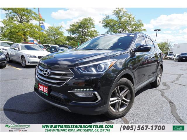 2018 Hyundai Santa Fe Sport 2.4 Base (Stk: 19RM1775A) in Mississauga - Image 1 of 24