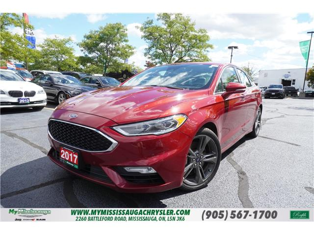2017 Ford Fusion V6 Sport (Stk: 1143) in Mississauga - Image 1 of 25