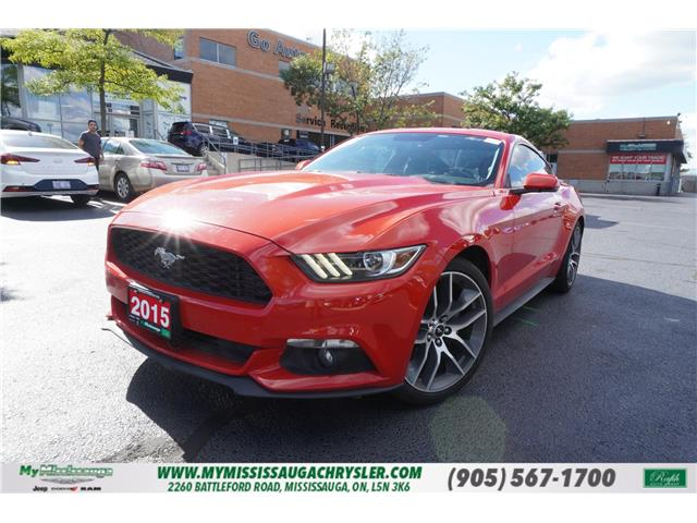 2015 Ford Mustang  (Stk: 1116A) in Mississauga - Image 1 of 19