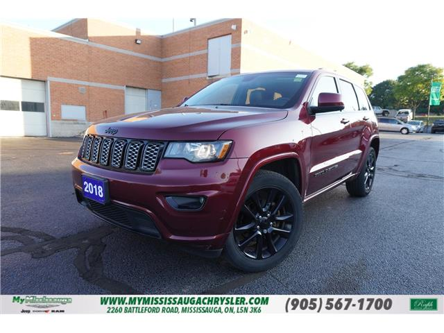 2018 Jeep Grand Cherokee Laredo (Stk: 1151) in Mississauga - Image 1 of 25