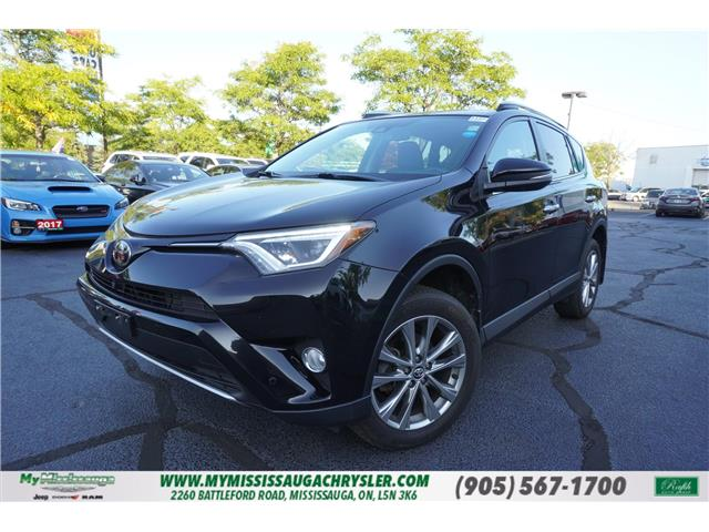 2016 Toyota RAV4 Limited (Stk: 1158) in Mississauga - Image 1 of 30