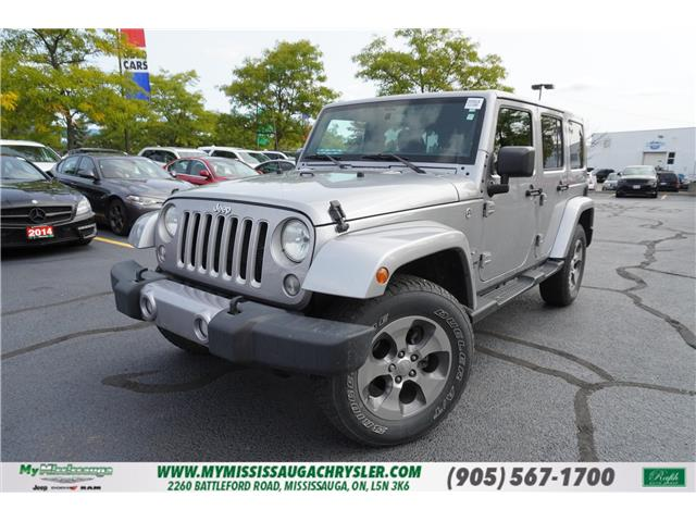 2016 Jeep Wrangler Unlimited Sahara (Stk: 20081A) in Mississauga - Image 1 of 18