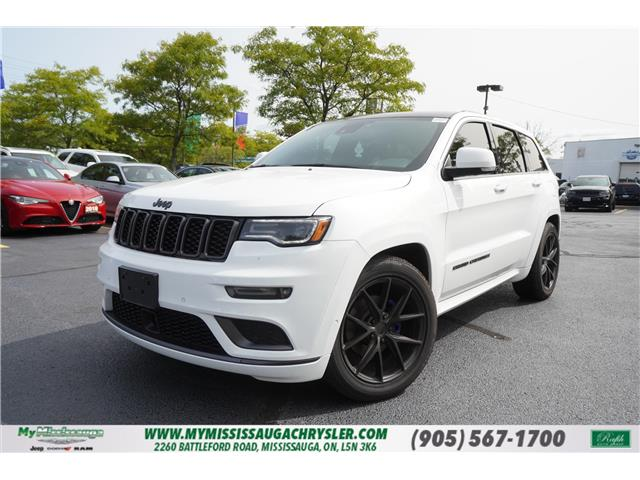 2019 Jeep Grand Cherokee Overland (Stk: 1060A) in Mississauga - Image 1 of 30