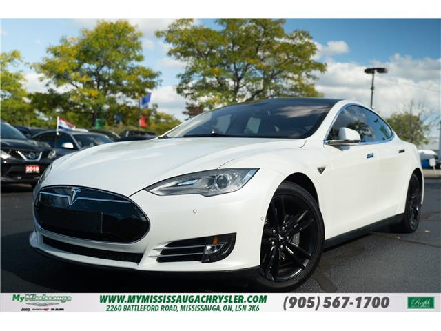 2014 Tesla Model S  (Stk: 1167) in Mississauga - Image 1 of 28