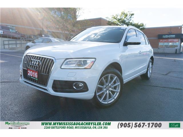 2016 Audi Q5 2.0T Technik (Stk: 1169) in Mississauga - Image 1 of 29