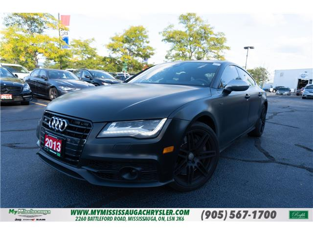 2013 Audi S7 4.0T (Stk: 200057A) in Mississauga - Image 1 of 25