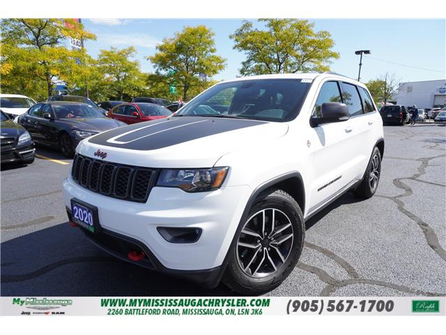 2020 Jeep Grand Cherokee Trailhawk (Stk: 1171) in Mississauga - Image 1 of 30