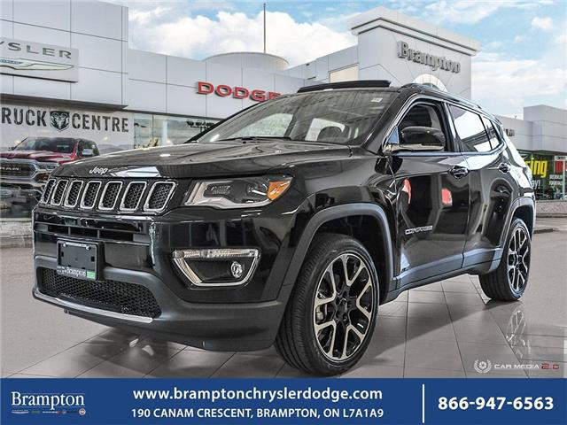 2020 Jeep Compass Limited (Stk: 20941) in Brampton - Image 1 of 29