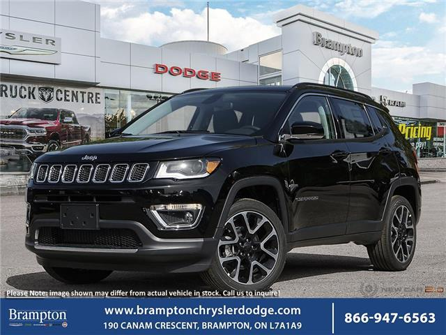 2021 Jeep Compass Limited (Stk: 21008) in Brampton - Image 1 of 23