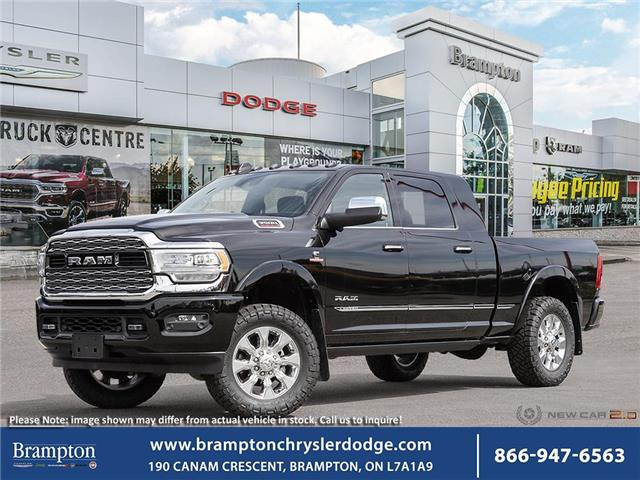 2020 RAM 2500 Limited (Stk: 20910) in Brampton - Image 1 of 23