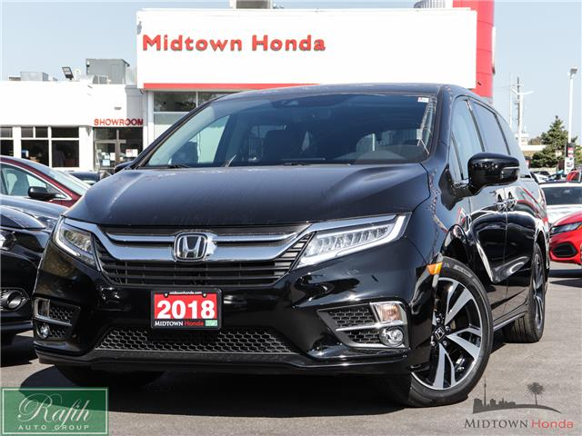 2018 Honda Odyssey Touring (Stk: 2200907A) in North York - Image 1 of 39