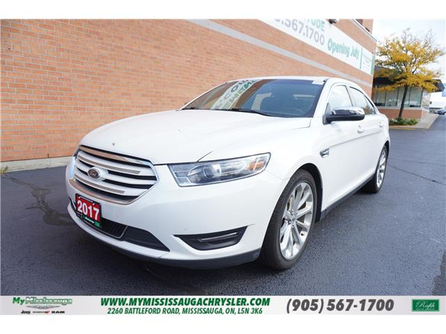2017 Ford Taurus Limited (Stk: 1030A) in Mississauga - Image 1 of 18
