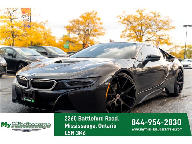 2014 BMW i8 Base (Stk: 1178) in Mississauga - Image 1 of 29