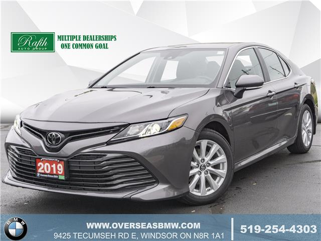 2019 Toyota Camry LE (Stk: P8354) in Windsor - Image 1 of 23