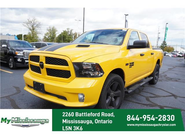2019 RAM 1500 Classic ST (Stk: 20CH4671C) in Mississauga - Image 1 of 16