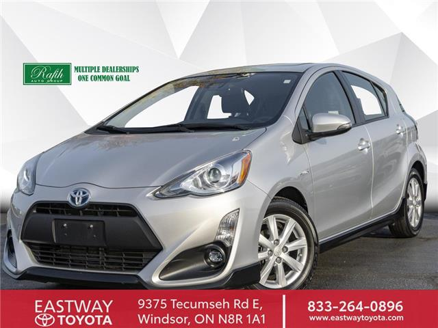 2017 Toyota Prius C Technology (Stk: PR5310) in Windsor - Image 1 of 21