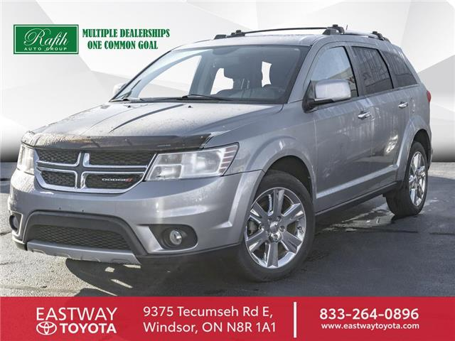 2017 Dodge Journey GT (Stk: TR2485) in Windsor - Image 1 of 19