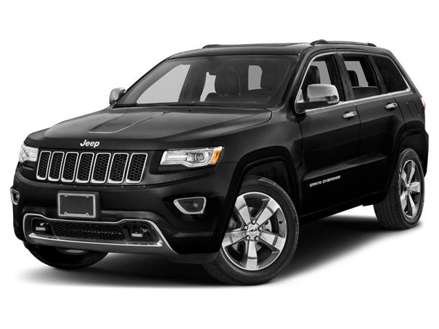2015 Jeep Grand Cherokee Overland (Stk: 201981) in Essex-Windsor - Image 1 of 9
