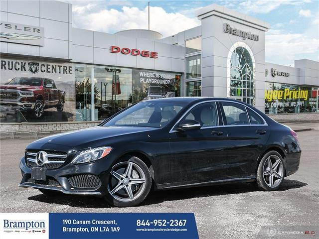 2015 Mercedes-Benz C-Class Base (Stk: 21001A) in Brampton - Image 1 of 30