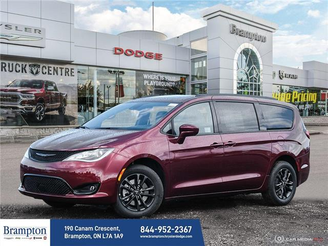 2020 Chrysler Pacifica Launch Edition (Stk: 21065) in Brampton - Image 1 of 30