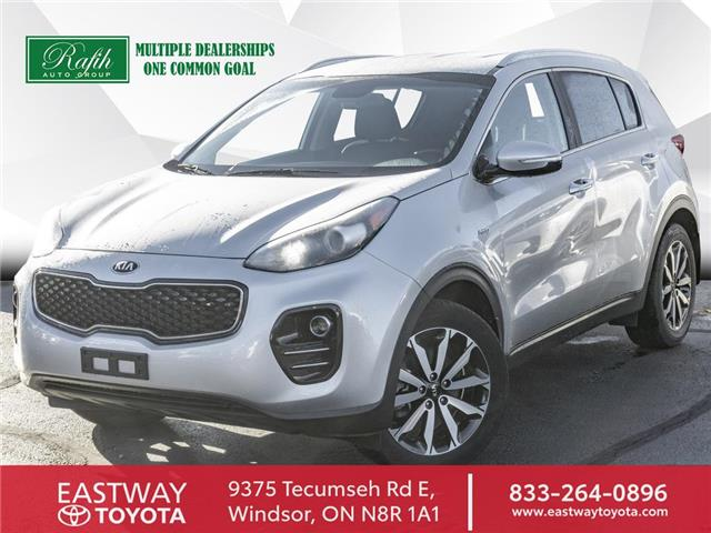 2018 Kia Sportage  (Stk: TR1251) in Windsor - Image 1 of 24
