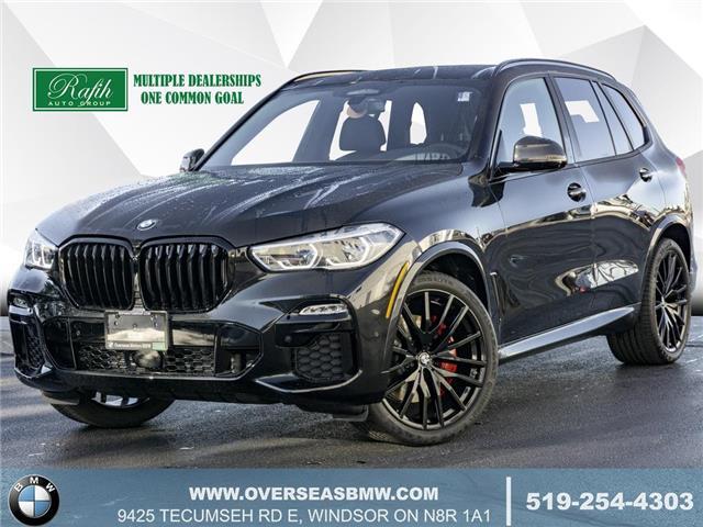2021 BMW X5 xDrive40i (Stk: B8365) in Windsor - Image 1 of 24