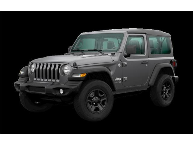 2020 Jeep Wrangler Sport (Stk: ) in Mississauga - Image 1 of 1
