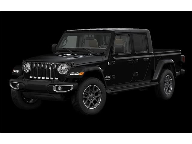 2020 Jeep Gladiator Overland (Stk: ) in Mississauga - Image 1 of 1