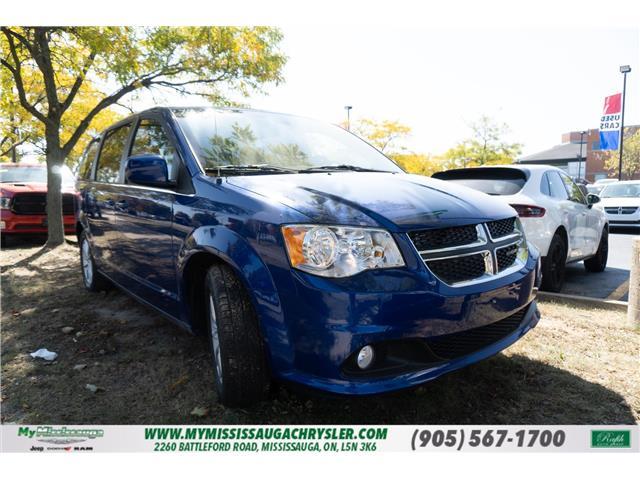 2020 Dodge Grand Caravan Premium Plus (Stk: 20036) in Mississauga - Image 1 of 9