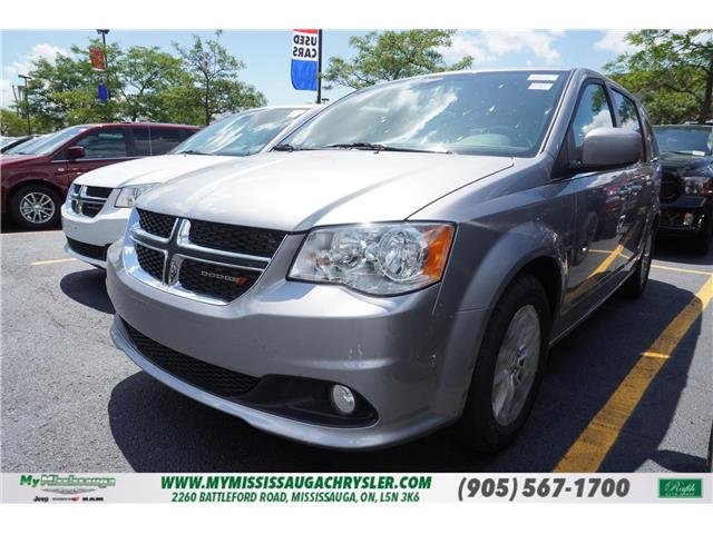 2020 Dodge Grand Caravan Premium Plus (Stk: 20050) in Mississauga - Image 1 of 10