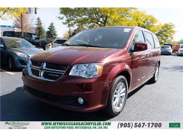 2020 Dodge Grand Caravan Premium Plus (Stk: 20056) in Mississauga - Image 1 of 10
