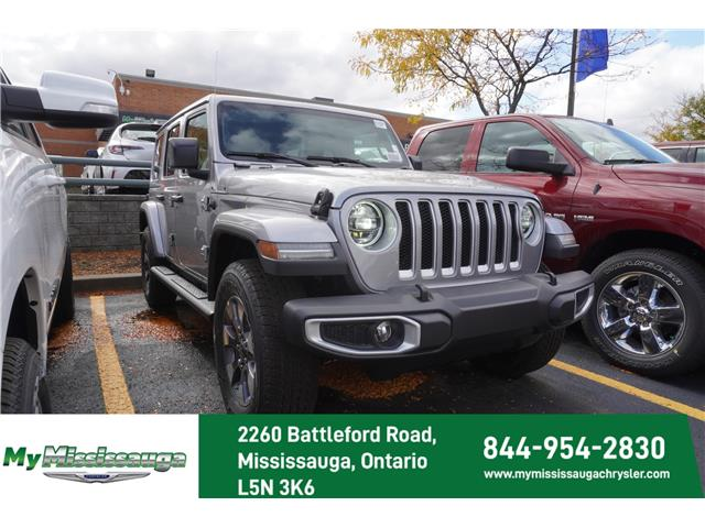 2021 Jeep Wrangler Unlimited Sahara (Stk: 21004) in Mississauga - Image 1 of 6