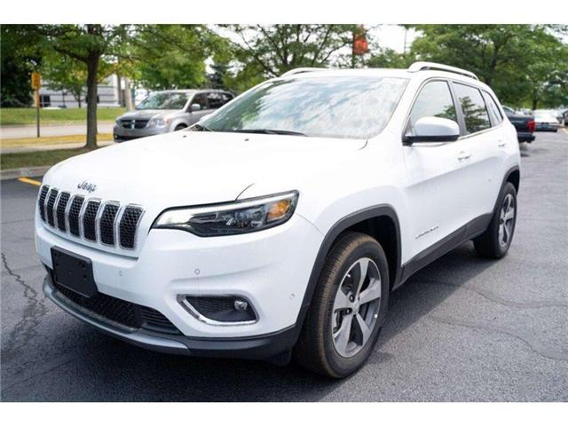 2020 Jeep Cherokee Limited (Stk: 20CH2473) in Mississauga - Image 1 of 17