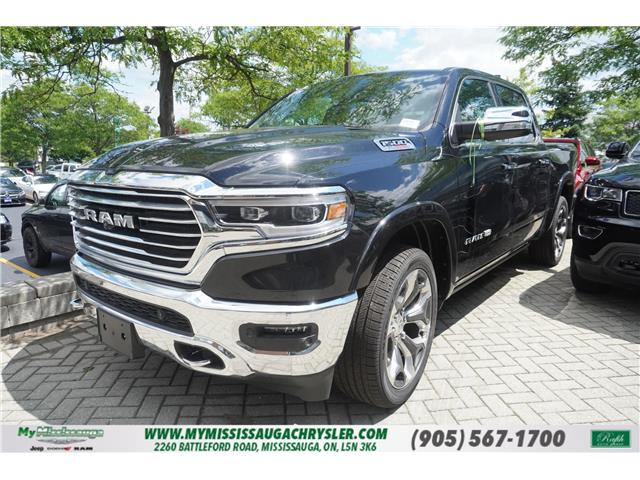 2020 RAM 1500 Longhorn (Stk: 20RM1900) in Mississauga - Image 1 of 12