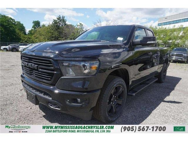 2020 RAM 1500 Big Horn (Stk: 20RM2806) in Mississauga - Image 1 of 15