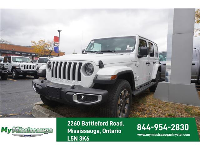 2021 Jeep Wrangler Unlimited Sahara (Stk: 21001) in Mississauga - Image 1 of 7