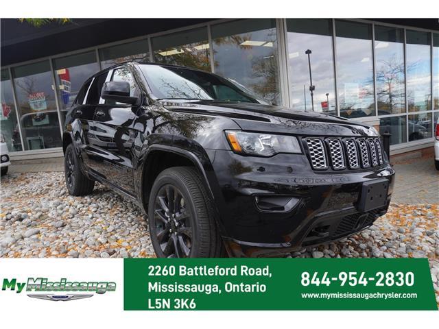 2021 Jeep Grand Cherokee Laredo (Stk: 21014) in Mississauga - Image 1 of 9