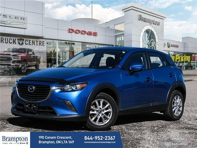 2016 Mazda CX-3 GS (Stk: 13793A) in Brampton - Image 1 of 30