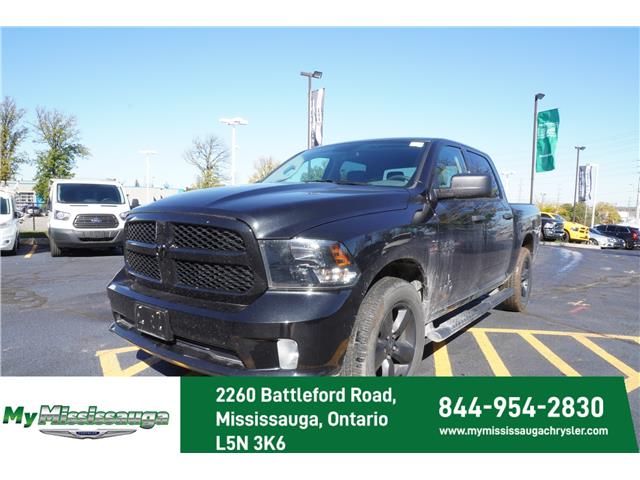 2018 RAM 1500 ST (Stk: 20RM6091A) in Mississauga - Image 1 of 19